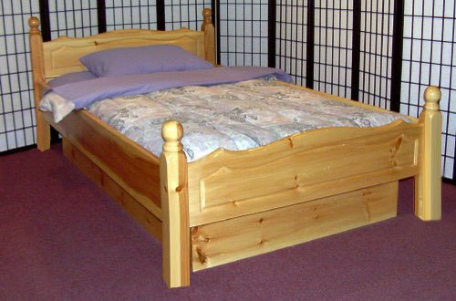 Solid Pine Waterbed Frames Waterbeds Canada