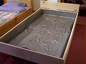 Hardsided Safety Liner Waterbeds Canada